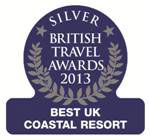 Looe wins silver award for tourism
